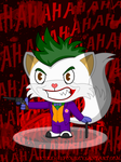 HTF Halloween: Alex Joker by skull1045fox