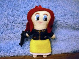 Plushie Obscurus Lupa by Pinka-Starlight