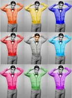 Darren Criss collage by mcrkittie27