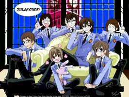Edited Ouran by Kanigye