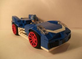 Lego Speed Star 1 by TheEvstar