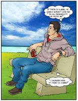 The Testimony of Ryan Cooper - page 1 by CollectivistComics