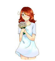Daisies by Meli-Melon