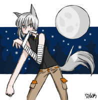 Taro- Colored by Kasai-no-Kitsune