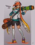 Inkling Jinx by VegaColors