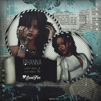 +Rihanna // Photopack Png 17. by AestheticPngs