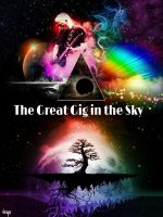 The Great Gig in the Sky by Deragon1030