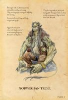 Norwegian Troll by eoghankerrigan