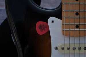 Fender Stratocaster Details by Law-Concept