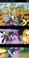 MLP: Dis-TROLLED -Comic- by AniRichie-Art