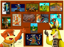 2011 Art Summary by Threehorn