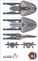 Meet the U.S.S. Ares by stourangeau