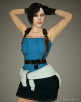 More Like Jill Valentine Part 1 by 3DXArt