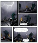 Unwelcome Emissary Page 20 by CarpeChaos