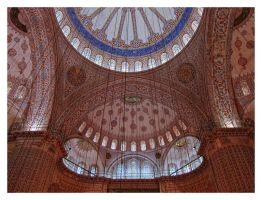 Blue Mosque by SenicaG