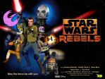 Star Wars Rebels by Ticiano