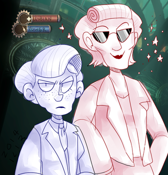 science girlfriend game too strong by kateboat