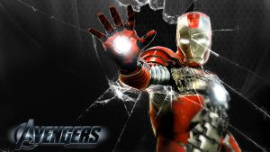 Iron Man Wallpaper 1080p by SKstalker