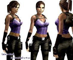 lara as sheva mod for download by AR-0