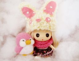 okay mr penguin, now smile by hellohappycrafts