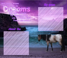 Dreams.. by jazzlovessilkies
