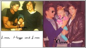 Lou, Hazza and Lux by iluvlouis