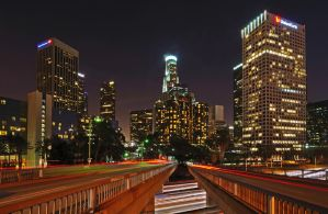 Downtown Los Angeles by yo13dawg