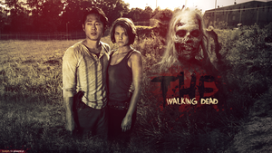 The Walking Dead by Scotty7