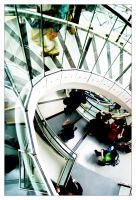 neverending spiral by cei-