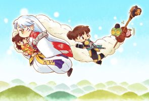 [INUYASHA] Fly by twosugars16