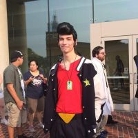 Space Dandy Scraps Otakon 2014 by CosplayMaster