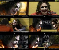 Heath`s Joker Meets The Joker Blogs / PART 2 by SexiestJoker