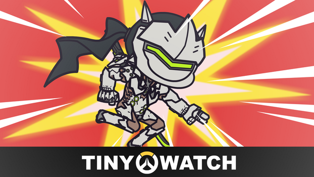 TinyWatch - Ultimate Ninjerk by Khuzang