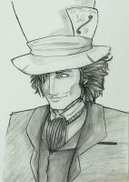 Depp hatter by TheMuffalow