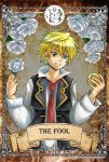 PH Tarot - The Fool by Amarevia