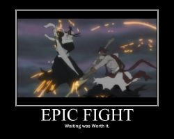 Bleach Epic Fight by Hergman
