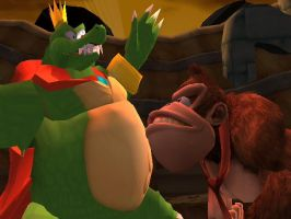 New Challenger: King K.Rool by Tigura