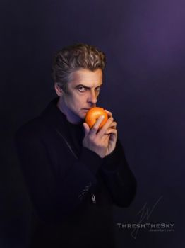 Doctor Who (12th) by ThreshTheSky
