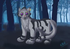 Ronoc As A Cat by EvilBeanz13