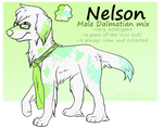 Nelson by xWolfPrincex