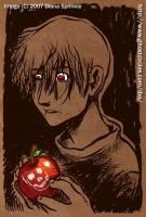 IC-06 The kid-poison apple by amegoddess
