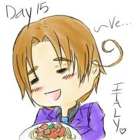 APH: 30 Day Challenge: Day 15 by k-o-j-i