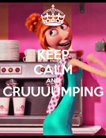 Keep calm and cruuuumping by VanessaGiratina