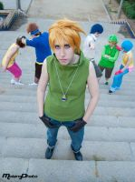 Digimon Adventure - Matt Ishida by tearofvelnias