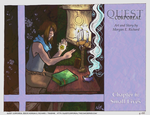 +Quest Corporeal+ Chapter 6 Title Page by TrashME