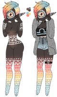 Xynthii: Adopt: CLOSED by ObsceneBarbie