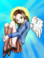 Hatsumi Angel by Maryina-Maxwell