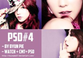 PSD#4 by ByunPie by ByunPie27