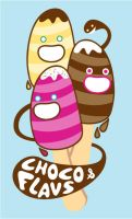 Choco and flavs by funkycide