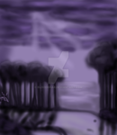 Purplelandscaping by BlackMare234